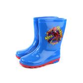 MARVEL SpiderMan 漫威 蜘蛛人 雨鞋 雨靴 童鞋 藍色 中童 MNKL99506 no683