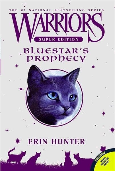 (二手書)Warriors Super Edition: Bluestar's Prophecy