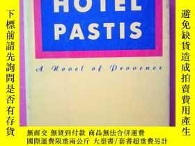 二手書博民逛書店Hotel罕見Pastis: A Novel of Proven