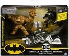 《 DC Universe 》BATMAN蝙蝠俠-4吋蝙蝠俠可動人偶與摩托車 / JOYBUS玩具百貨