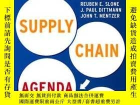 二手書博民逛書店The罕見New Supply Chain AgendaY256260 Reuben Slone Harvar