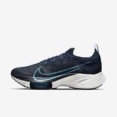 Nike Air Zoom Tempo Next% Fk [CI9923-401] 男鞋 慢跑 運動 休閒 支撐 深藍