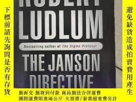 二手書博民逛書店THE罕見JANSON DIRECTIVE ROBERT LUDLUMY25624 ORION ORION