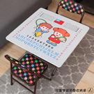 兒童學習折疊收納桌【JL精品工坊】餐桌 ...
