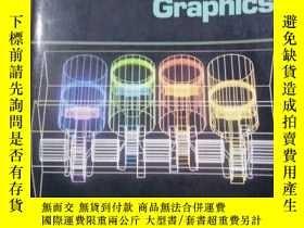 二手書博民逛書店Computer罕見Graphics 計算機圖形232910 出