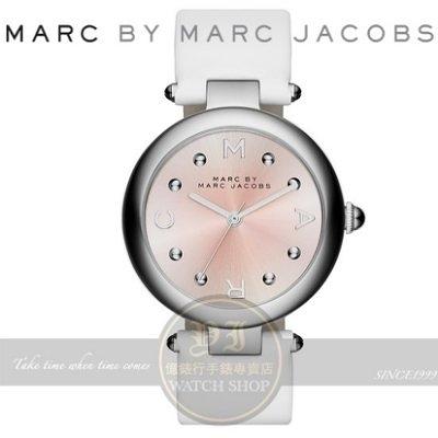 【南紡購物中心】MARC BY MARC JACOBS國際精品Dotty時尚腕錶/34mm MJ1407