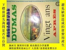 二手書博民逛書店Vingt罕見ans APRES(Tome 1)Y137730
