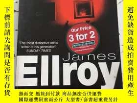 二手書博民逛書店L.A.罕見Confidential(英文)Y25376 James Ellroy arrow books