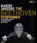 【停看聽音響唱片】【DVD】貝多芬:交響曲全集