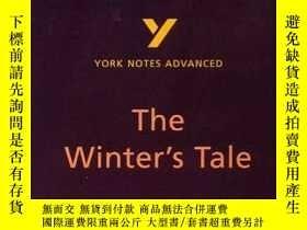 二手書博民逛書店The罕見Winter s Tale 《冬天的故事》Y4542