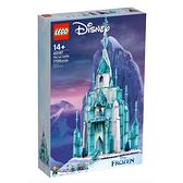 LEGO樂高 Disney系列 The Ice Castle_LG43197