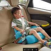 兒童安全座椅汽座增高坐墊車載簡易便攜【南風小舖】