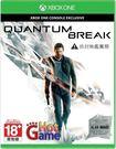[哈GAME族]免運費 可刷卡 XBOX ONE 量子裂痕 亞版中文版 Quantum Break 近期最受期待的遊戲