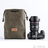 單眼相機包攝影內膽微單收納包鏡頭袋保護套復古防塵便攜多色小屋