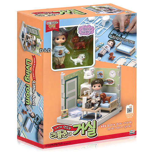 《 MIMI World 》夢想小屋系列 - JOON的溫馨寵物房 ╭★ JOYBUS玩具百貨