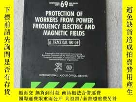 二手書博民逛書店Protection罕見of Workers from Powe