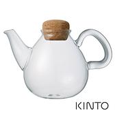 KINTO PLUMP 玻璃壺450ml