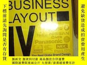 二手書博民逛書店Big罕見Business Layout IV: The Bes