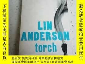 二手書博民逛書店LIN罕見ANDERSON torch(英文)Y212829