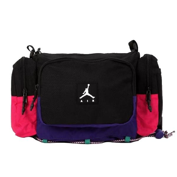 Nike Jordan 黑紅色 腰包 側背包 隨身腰包 單速車 單肩包 腰包 運動 相機包 DD3029-010