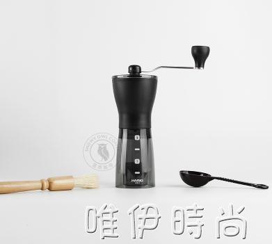 手搖咖啡機手搖便攜小型咖啡磨豆機磨粉現磨家用手動咖啡豆研磨器 交換禮物