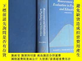 二手書博民逛書店Measurement罕見and Evaluation in P