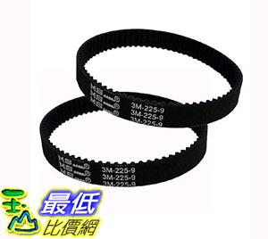 [104美國直購] 戴森 2-Pack Toothed Drive Belt Designed to Fit Dyson DC17 Vacuum 4YH12140011