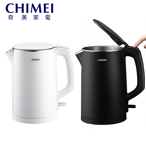 [CHIMEI 奇美] 1.5公升 不鏽鋼防燙快煮壺 KT-15GP00