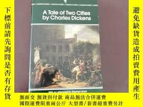 二手書博民逛書店A罕見Tale of Tow CitiesY304560
