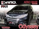 ||MyRack|| HONDA Odyssey オデッセイ INNO 車頂架 XS250