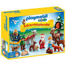 德國Playmobil摩比5497聖誕降...