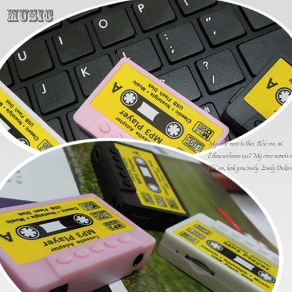 復古小卡帶MP3隨身聽 插卡式mp3 迷你mp3 運動型mp3 可掛在鑰匙圈