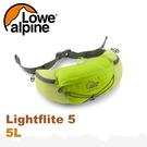 【 LOWE ALPINE 英國 Lightflite 5 極輕量運動腰包《青蘋綠》5L】FAD-36/隨身包/臀包/側背包/跑步