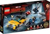 樂高LEGO SUPER HEROES 尚氣與十環傳奇 逃離十環幫 76176 TOYeGO 玩具e哥