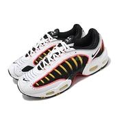 【海外限定】Nike 慢跑鞋 Air Max Tailwind IV 白 黑 漸層 氣墊 男鞋 【ACS】 AQ2567-109