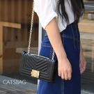 Catsbag|夢幻寶盒長夾斜背包264006