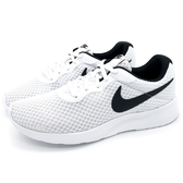 《7+1童鞋》NIKE Tanjun 優雅簡約 俐落造型 輕量 運動慢跑鞋 G884 白色
