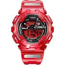 Transformers 變形金剛 競速感聯名限量潮流腕錶(御天至尊)LM-TF003.SPM4T.411.4TM