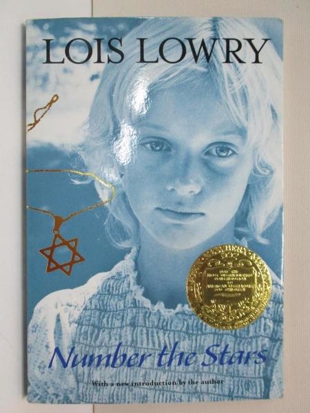 【書寶二手書T1/原文小說_CA1】Number the Stars _Lowry, Lois