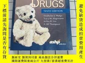 二手書博民逛書店Pediatric罕見Injectable Drugs (the Teddy Bear... 進口原版 Y26
