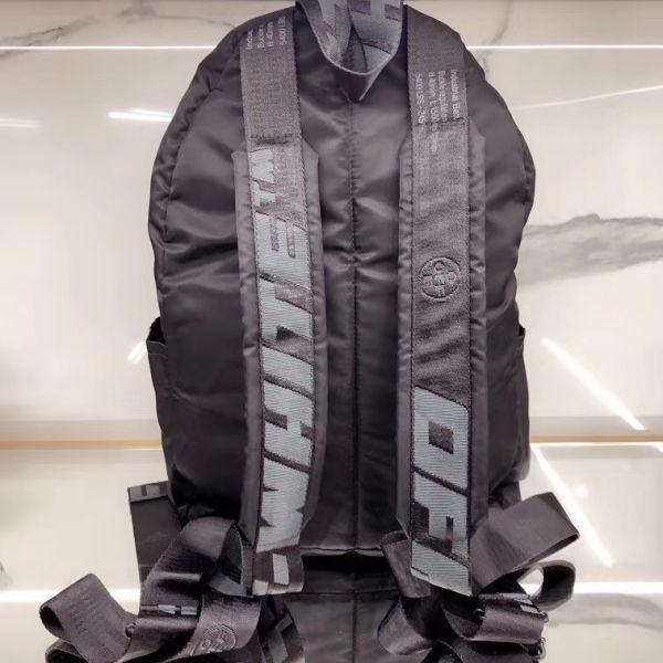 ■專櫃77折■Off White 全新真品 Arrow 後背包