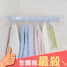 掛鉤 掛架 收納架 免釘 廚房 浴室 強力黏膠 牆壁 免打孔 無痕轉角六連掛勾【Z013】米菈生活館