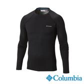 Columbia 男 OH保暖快排長袖上衣-黑色 UAM63230BK【GO WILD】