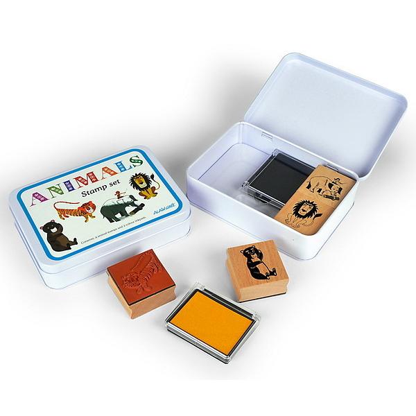 Stamp Sets-Animails 印章組-動物