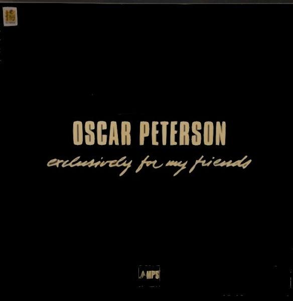 【停看聽音響唱片】【黑膠LP】OSCAR PETERSON:Exclusively For My Friends