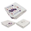 PAMABE 多功能紗布包巾-120X120cm(3款可選)