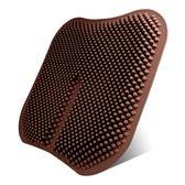 硅膠汽車坐墊單片制冷涼墊單座通風透氣夏季防燙無靠背3D通用座墊 熊貓本