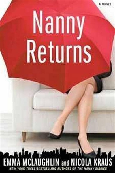 (二手書)Nanny Returns