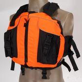 成人兒童加厚便攜甲殼蟲釣魚皮劃艇救生衣WZ700 【野之旅】