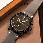 FOSSIL THE COMMUTER 紳士品味復古文青腕錶 FS5403 熱賣中!